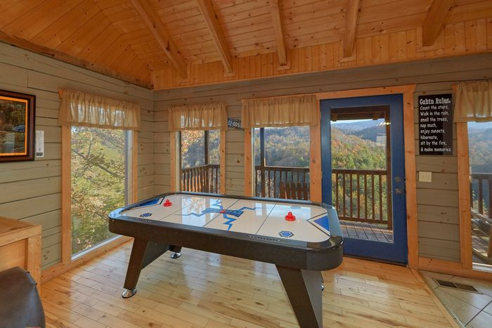 Smoky Mountain 1 Bedroom 1 Bath Cabin - Hilltopper