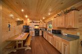 Fully Equipped Kitchen with Bench Table