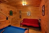 2 Bedroom Cabin with Game Room and Futon