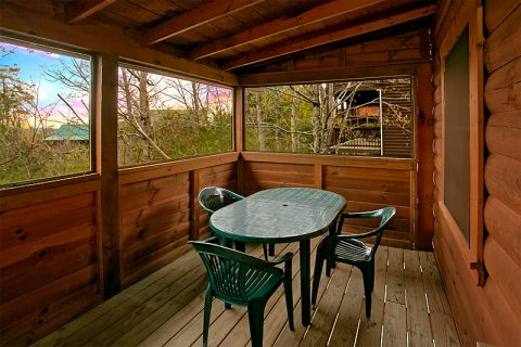 1 Bedroom Cabin in Pigeon Forge Sleeps 2 - Honeymoon Getaway