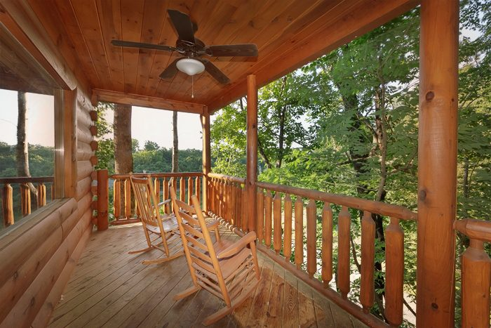 Premium Pigeon Forge Cabin with Scenic Views - Hook, Line and Sinker