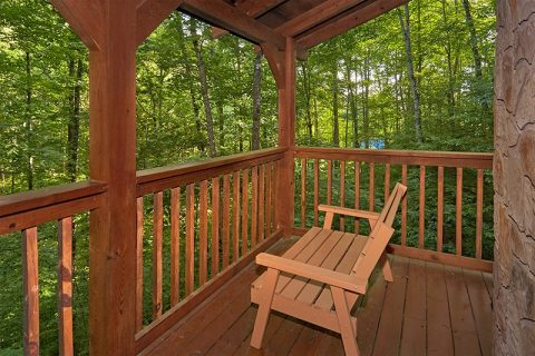 Gatlinburg Cabin with large Decks and Rockers - Hunting Hollow Haven