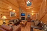 Spacious 5 Bedroom Cabin in Pigeon Forge