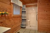 1 Bedroom Cabin with a Shower and Tub