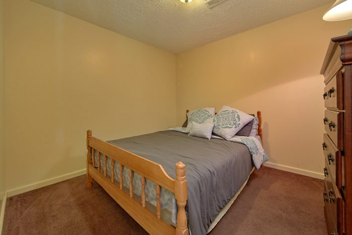 Lower Level Bedroom - Ivey's Cove