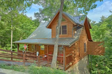Pet Friendly Cabins In Pigeon Forge Tn Cabins Usa