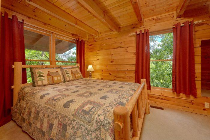 Spacios 1 Bedroom Cabin Sleeps 6 - Jasmine's Retreat