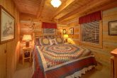 Private King Bedroom in 2 bedroom cabin