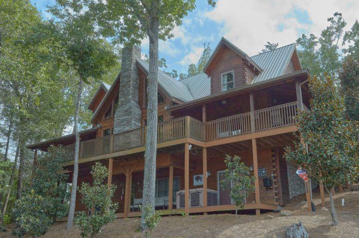KenKnight's Wilderness Lodge Cabin Rental Photo