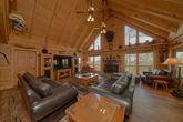 KenKnights wilderness Lodge 6 Bedroom Cabin
