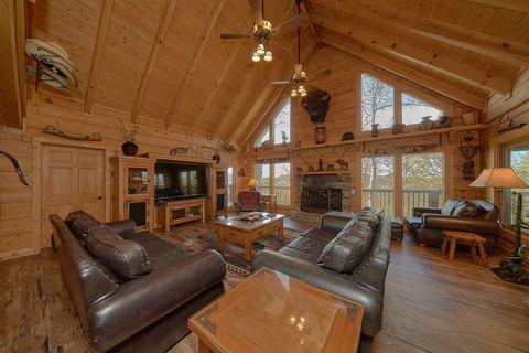 KenKnights wilderness Lodge 6 Bedroom Cabin - KenKnight's Wilderness Lodge