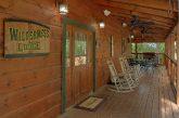 Lots of Out Door Space 6 Bedroom Cabin