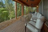 Spacious Out Door Seating 6 Bedroom Cabin