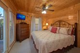 Luxury Cabin Rental with 4 Master Suites