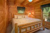 Cozy Honeymoon Cabin with King Bedroom