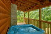 1 Bedroom Cabin with Cozy Outdoor Hot Tub