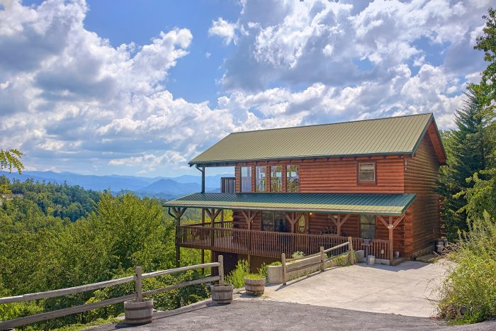 Lasting Impression Cabin Rental Photo