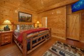 4 Bedroom Gatlinburg rental with 2 king beds
