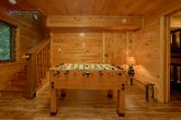 4 Bedroom cabin with Foosball Table and Arcade