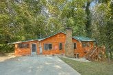 4 Bedroom cabin in Gatlinburg with flat parking