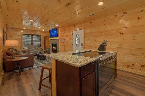 2 bedroom luxury cabin with full kitchen - Laurel Splash