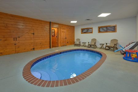 Bear Paws: 4 Bedroom Pigeon Forge Cabin Rental