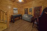 Spacious 4 Bedroom Cabin with Hot Tub and View