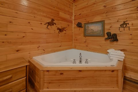 2 Bedroom Cabin with 2 Master Suites - Lil Country Cabin