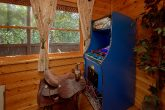 2 Bedroom Cabin Sleeps 6 with Arcade Game