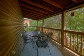 Large Deck with Table and Chairs