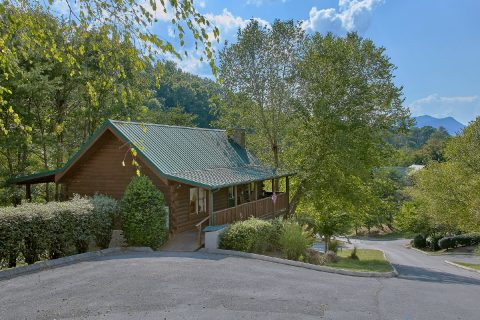 Resort Cabin Near Pigeon Forge And Dollywood