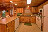 Cabin with Equipped Kitchen