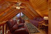 Extra Sitting and Sleeping Area 3 Bedroom Cabin