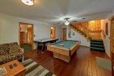 Large Game Room 3 Bedroom Cabin