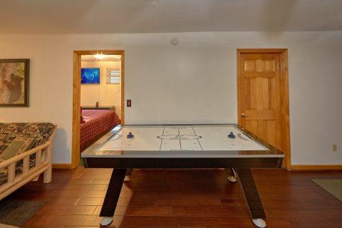 3 Bedroom Air Hockey Pool Table - Livin' Lodge