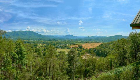 Spectacular Views Wears Valley 4 Bedroom Cabin - Lodge Mahal