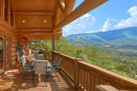 Hook, Line and Sinker: 4 Bedroom Sevierville Cabin Rental