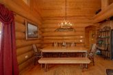 Cabin with King Master Suite & Private Fireplace
