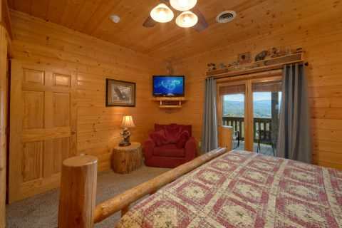 Luxury Cabin Featuring Large Bedrooms - Lodge Mahal