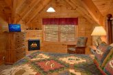 Cabin with King bedroom, Fireplace ad Jacuzzi