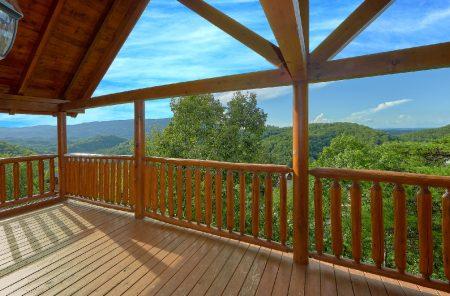 Grand Pinnacle: 6 Bedroom Gatlinburg Cabin Rental
