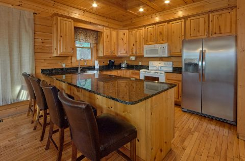Black Bear Ridge Resort 6 Bedroom 7.5 Bath - Lookout Lodge