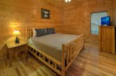 6 Bedroom cabin with 4 Master Suites