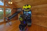 Large Game Room with Arcade Games 6 Bedroom