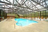 Smoky Mountain 4 Bedroom Cabin & Indoor Pool