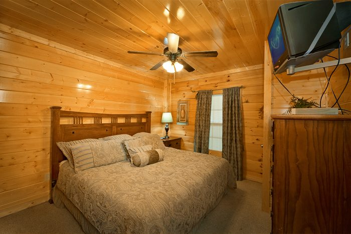 Hidden Springs Premium 4 Bedroom Cabin - Lookout Point
