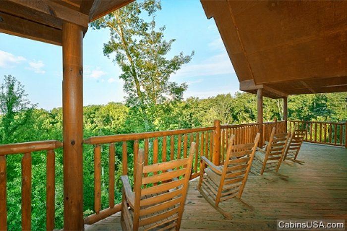Hidden Springs Premium Cabin in the Smokies - Lookout Point