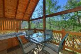 Cabin Deck with Outside Dinning