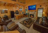 2 Bedroom Cabin in Pigeon Forge with Wi-Fi