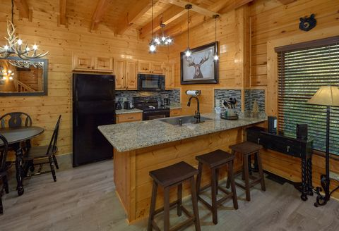Luxury Cabin with Fully Equipped Kitchen - Lovers Paradise